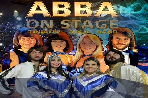 ABBA On Stage Tribute Cold Band
